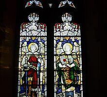 Hardy Memorial Window by Dave Godden