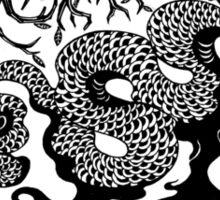Akin Dragon Sticker