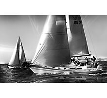 Dreaming of Summer Sailing Photographic Print