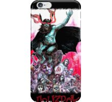 Ghosts Of The Black Dragon iPhone Case/Skin
