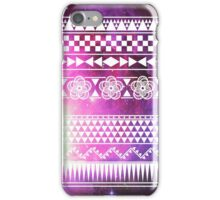 Geometric Pattern - Galaxy iPhone Case/Skin