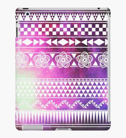 Geometric Pattern - Galaxy iPad Case/Skin