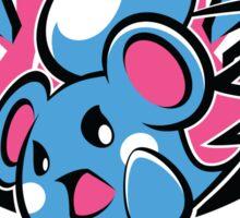 Anistar Azurills  Sticker