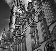 Manchester Town Hall 2 by Stephen Knowles