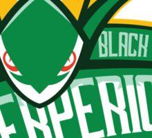 Black City Serperiors Sticker
