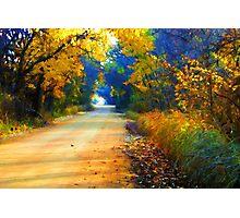 Barefoot Lane Photographic Print