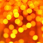 Orange Lights - Rochester, Michigan by Joy Fitzhorn