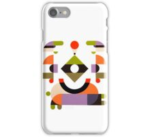 From above iPhone Case/Skin