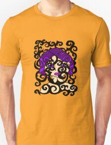 Lavender Vines  T-Shirt