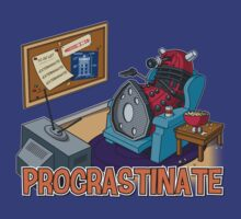TShirtGifter Presents: PROCRASTINATE!
