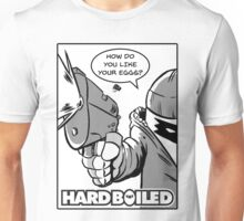 Hard Boiled - Eggbert Unisex T-Shirt