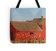 Motif #1 Holiday - Rockport, Massachusetts Tote Bag