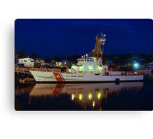 USCGC Grand Isle  - Gloucester, Massachusetts Canvas Print