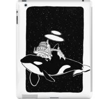 Space Orca iPad Case/Skin