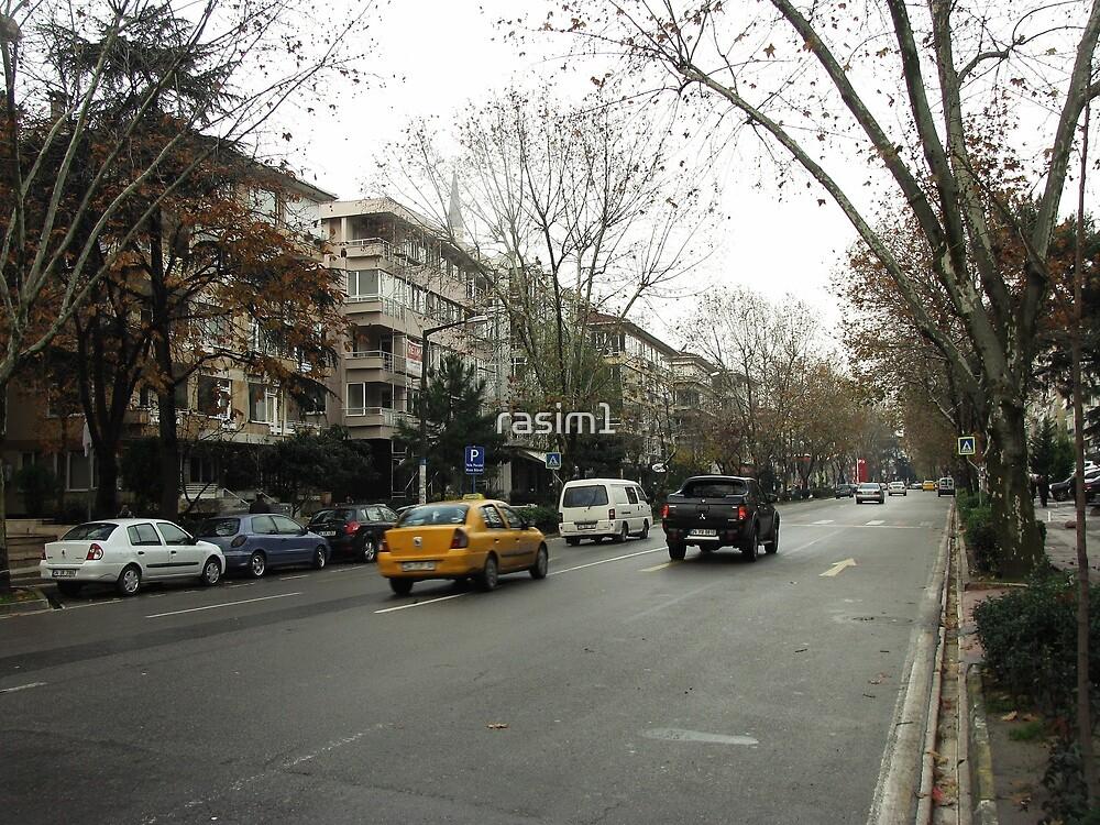 Bağdat Caddesi,Istanbul by rasim1