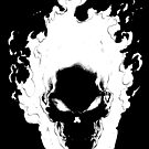 Ghost Rider by lapart