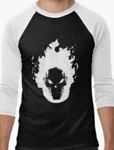 Ghost Rider Men's Baseball ¾ T-Shirt