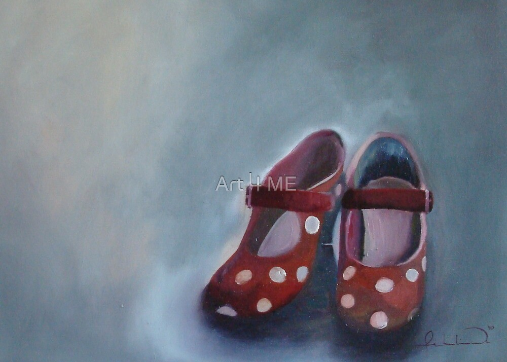 Amberlin Wu's 'I Remember Dancing' by Art 4 ME