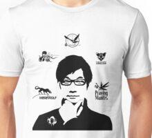 Hideo Kojima Metal Gear Unisex T-Shirt