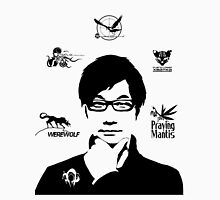 Hideo Kojima Metal Gear Unisex T-Shirt