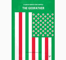 No028 My Godfather minimal movie poster T-Shirt