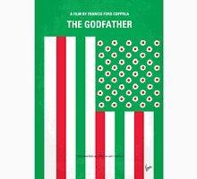 No028 My Godfather minimal movie poster Unisex T-Shirt