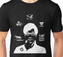 Hideo Kojima Metal Gear - Black Unisex T-Shirt