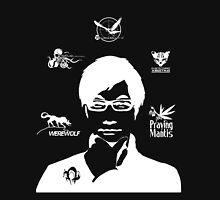Hideo Kojima Metal Gear - Black Unisex T-Shirt