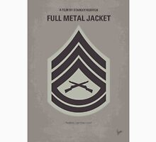 No030 My Full Metal Jacket minimal movie poster Unisex T-Shirt