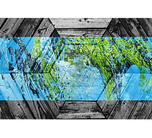 Elementz - Abstract CG Photographic Print