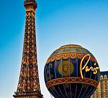 Romantic Paris by Wanda Dumas