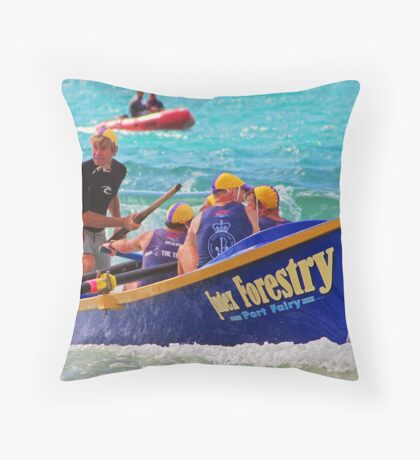 2011 Masters, Lorne (04) Throw Pillow