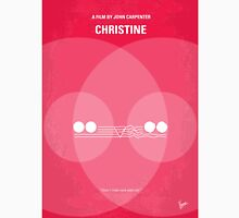 No016 My Christine minimal movie poster Unisex T-Shirt