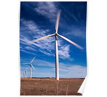 Windpower Poster