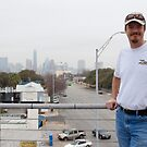 Rob and the Austin Skyline... by LauraBroussard