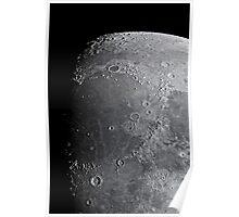 Mare Imbrium (Sea of Rains) Poster