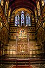 St Paul's Cathedral, Melbourne by Christine Smith
