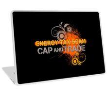 Energy Tax Scam Laptop Skin