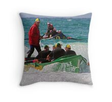 2011 Masters, Lorne (06) Throw Pillow