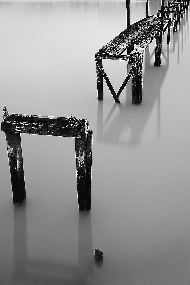 The Forgotten Bridge by Leon Ritchie