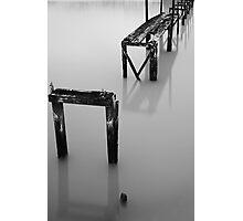 The Forgotten Bridge Photographic Print