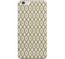 Retro pattern 1 iPhone Case/Skin