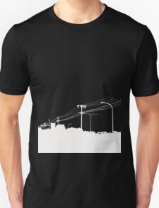 Road Side (White) T-Shirt