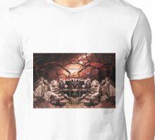 Galactic Stairway Unisex T-Shirt