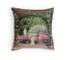 Scented Colonnade Throw Pillow