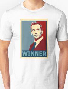Winner Harvey Unisex T-Shirt