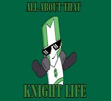 Knight Life-Green Unisex T-Shirt