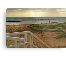 View from Barwon Heads to the Rip Metal Print