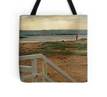 View from Barwon Heads to the Rip Tote Bag