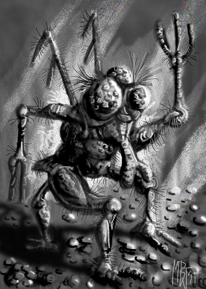 Insectoid by Matt Bissett-Johnson